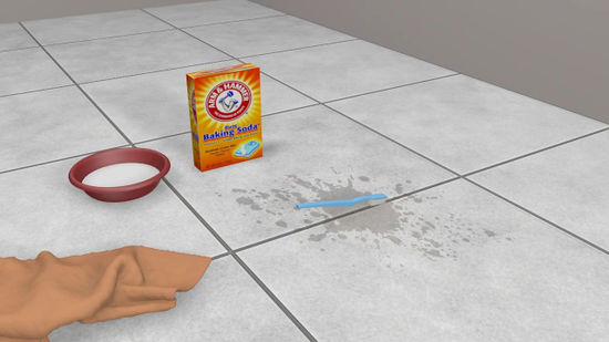 How to clean your tile floor