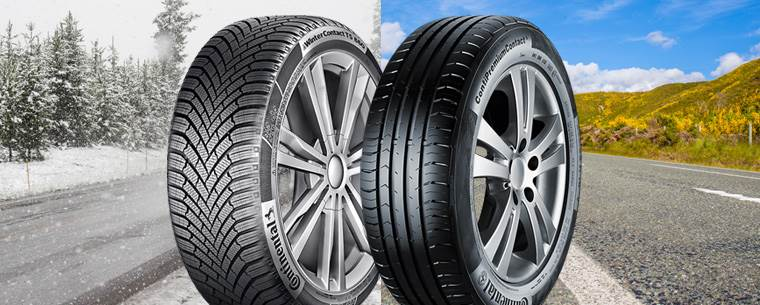 Reasons why you should use new tires